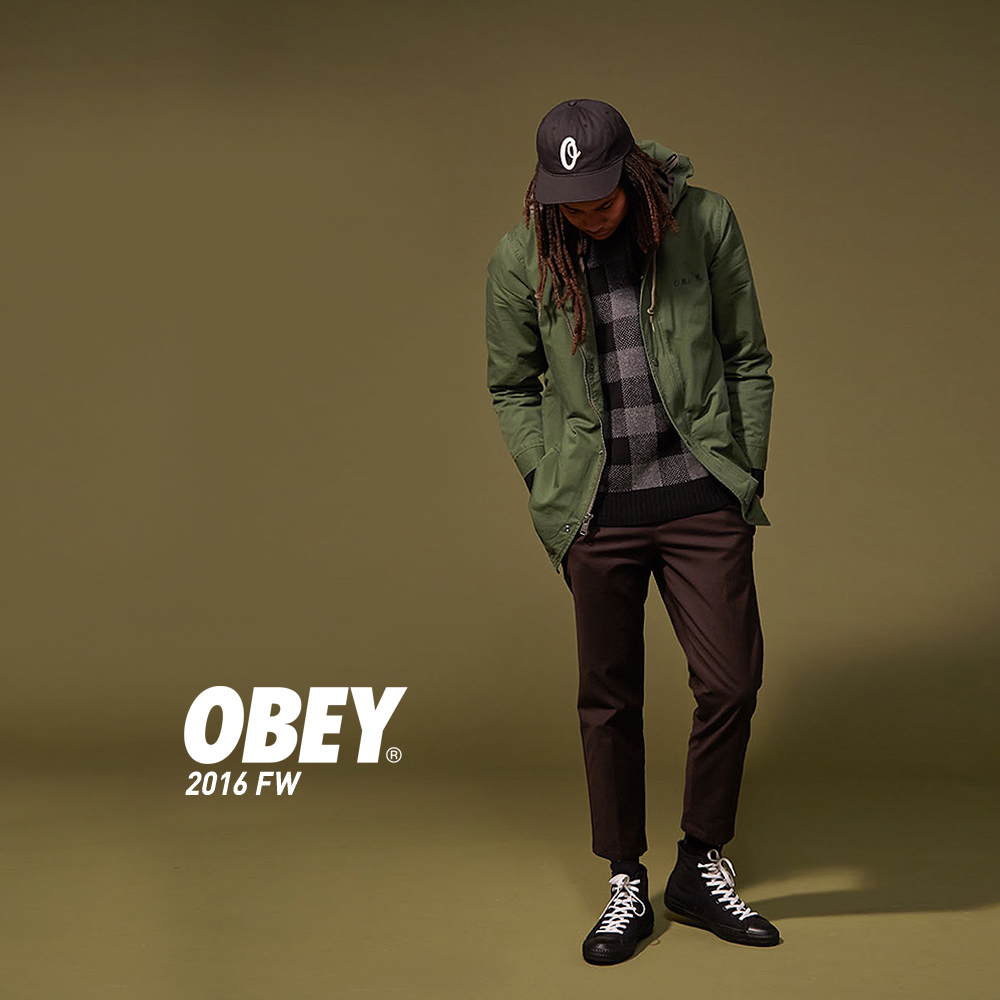 OBEY 16FW
