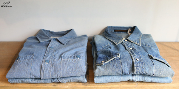 Fullcount Denim Shirts