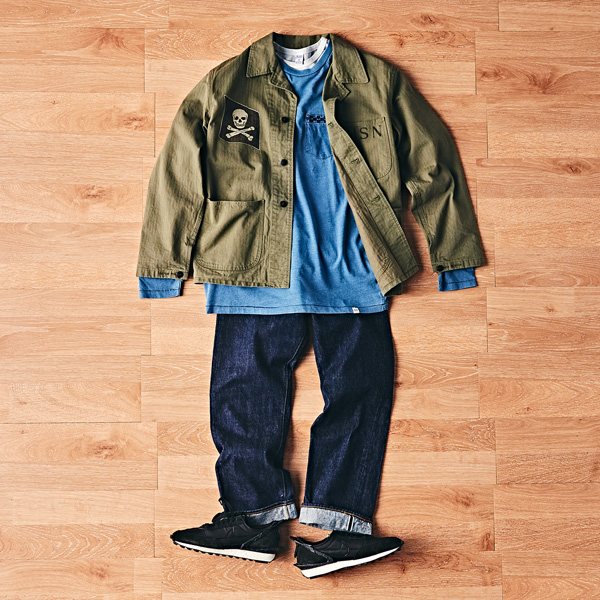 Today's Items - Toys Mccoy / Deus EX Machina / Elsewear / Orslow / Nike
