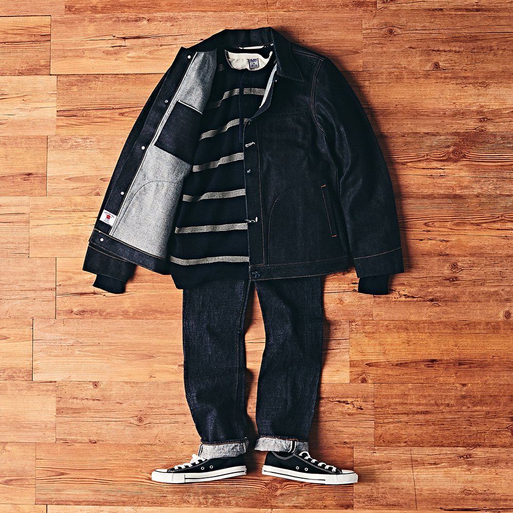 Today's Items - Rogue Territory / Stevenson Overall / Elsewear / Fullcount / Converse