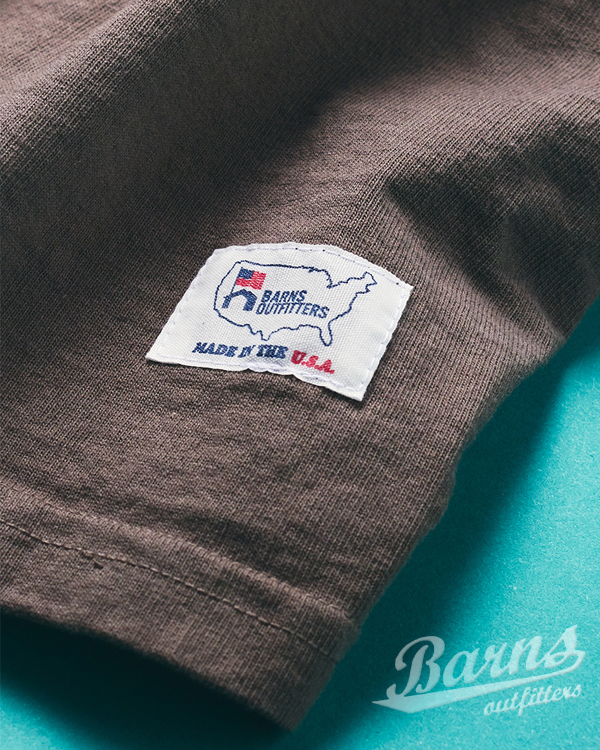 [NEW ARRIVALS] BARNS OUTFITTERS TSURI-AMI & PRINTING S/S T-SHIRTS