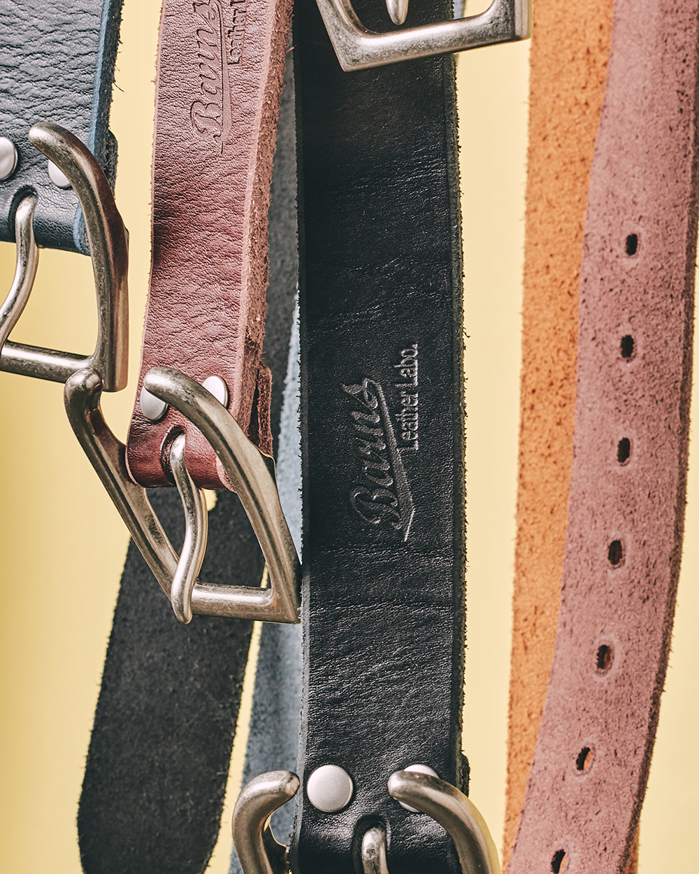 [BARNS OUTFITTERS] HORSESHOE BELT RESTOCK